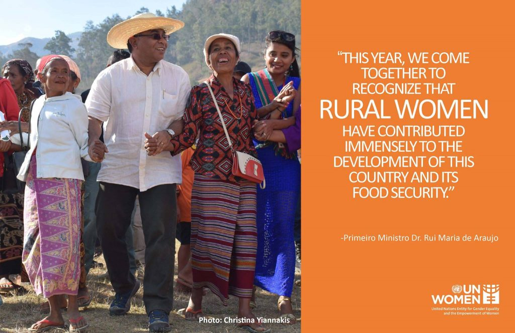 UN-Rural Womens day